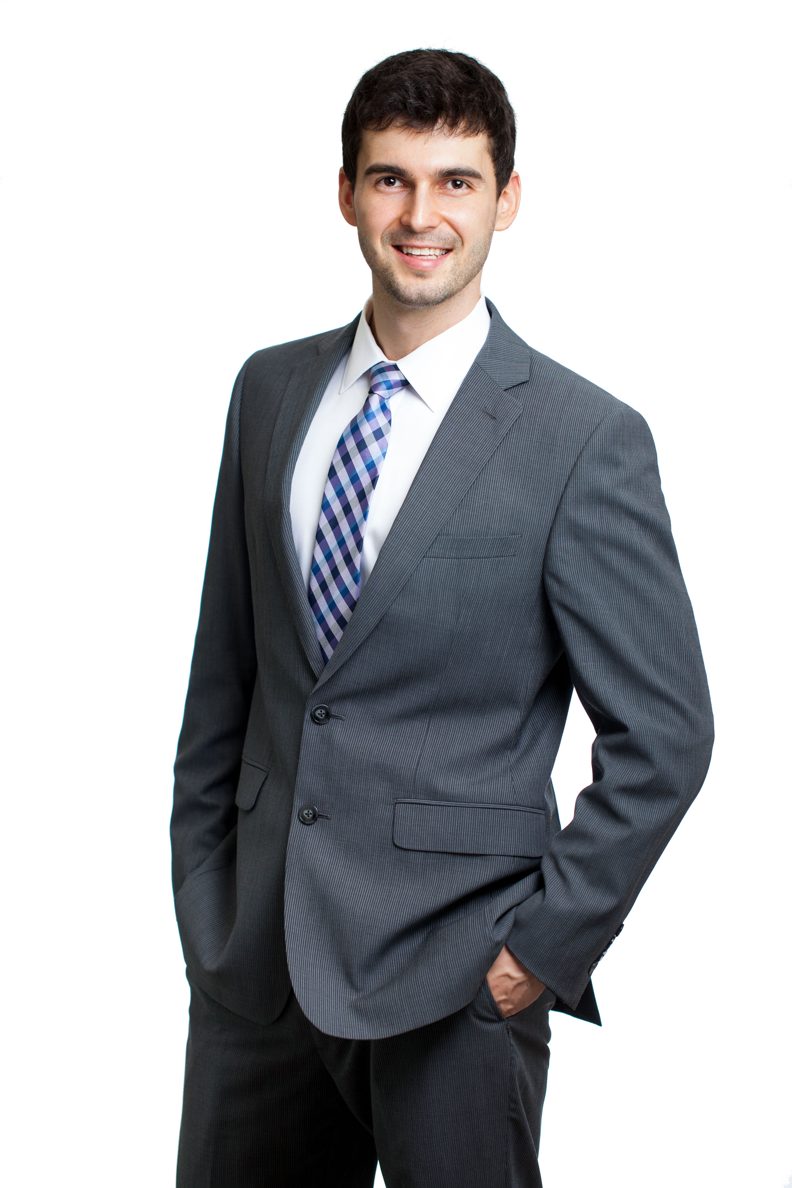 professional photo of realtor irmin bach